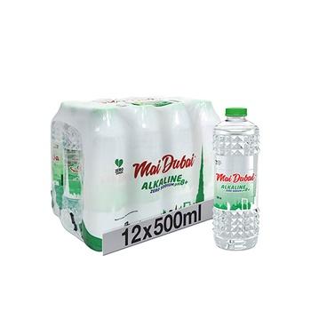 Alkaline Zero Sodium Drinking Water 500ml Pack Of 12