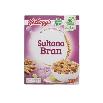 Kellog'S Health Wise Sulthana Bran Cereals 500gm