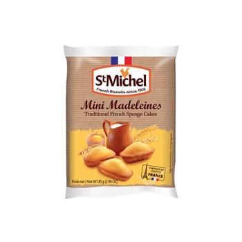 St Michel Mini Madeleines French 85g