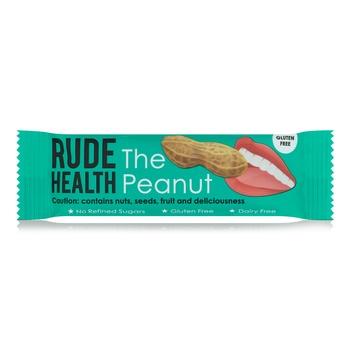 Rude Health The Peanut Snack Bar 35g
