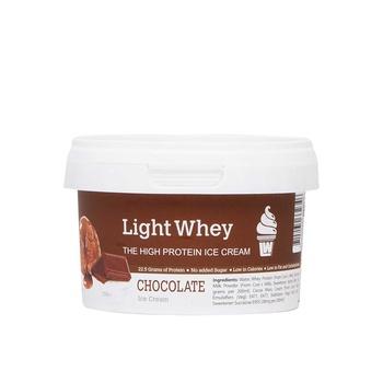 Lightwhey Ice Cream - Chocolate - 200Ml