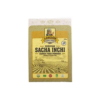 London Super Foods Organic Gluten Free Sacha Inchi Powder 100g