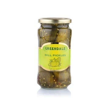Greendale Dill Pickle 350g