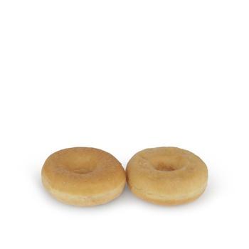 Vienna Bakery Glazed Ring Doughnut 2 Pieces