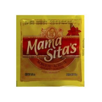 Mama Sitas Annatto Powder 18g
