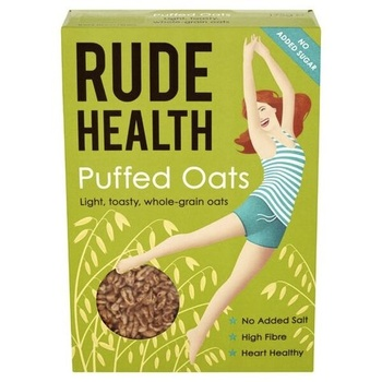 Rude Health Cereal - Puffed Oats 175g