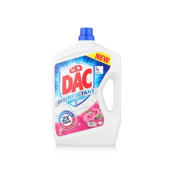 DAC Disinfectant Plus - Rose 3ltr