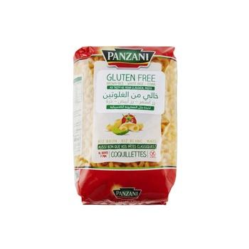 Panzani Glut Free Coquillete 400g