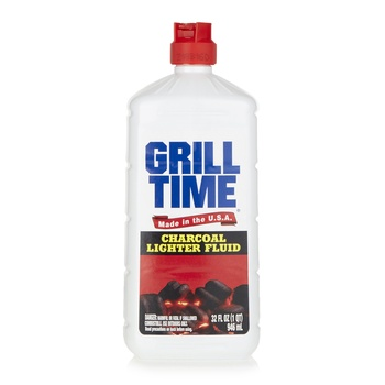 Grill Time Charcoal Lighter Fluid 32 Oz