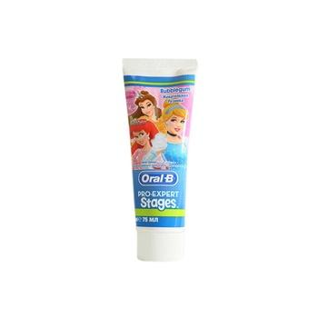 Oral-B Toothpaste Pro Expert Stage Bubblegum 75ml