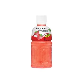 Mogu Mogu Nata de Coco with Strawberry Juice 320ml