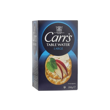 Carr's Table Water Biscuits 200g