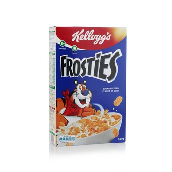 Kelloggs Cereal Frosties 500g