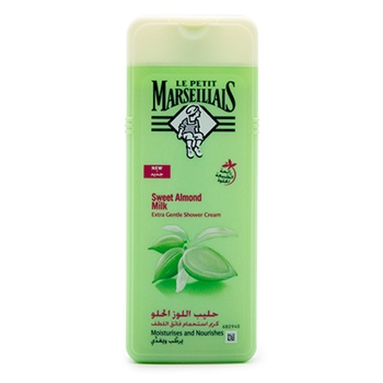 Le Petit Marseillais Sweet Almond Extra Gentle Shower Gel 400ml