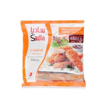 Sadia Breaded Chicken Fillet 480g