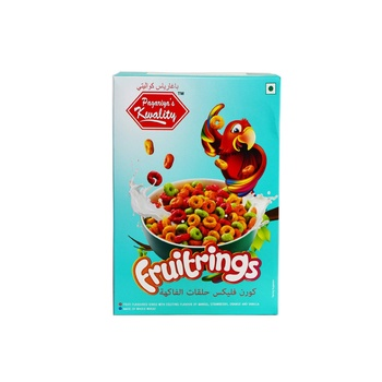 Kwality Fruitrings Cereal 375g