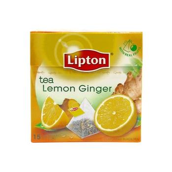 Lipton Tea Lemon Ginger 15 pcs