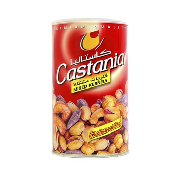 Castania Mixed Kernels Can 500g