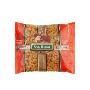 San Remo Pasta Elbows 500g