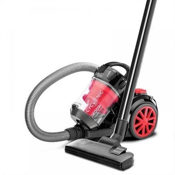 Black & Decker Bagless Vacuum Cleaner 1680W #VM1680 B5