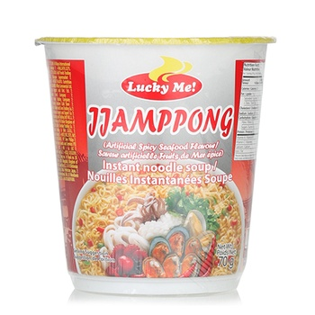 Lucky Me Supreme Cup Noodles Jampong 70G