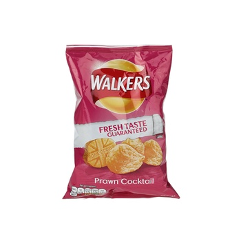Walkers Potato Chips Prawn & Cocktail 32.5g