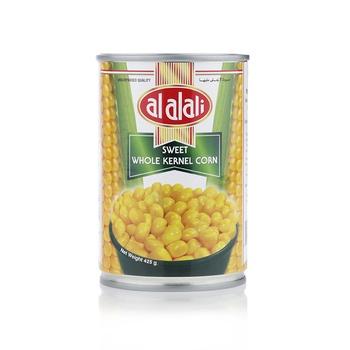 Al Alali Whole Kernel Corn 425g