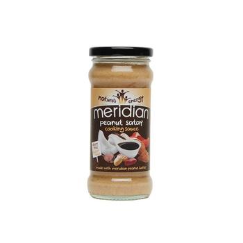 Meridian peanut & satay cooking sauce 350ml