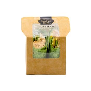 Goodnes Foods  Tuna Wrap 250g