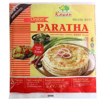 Kawan Puff Paratha Onion 5 X 400g