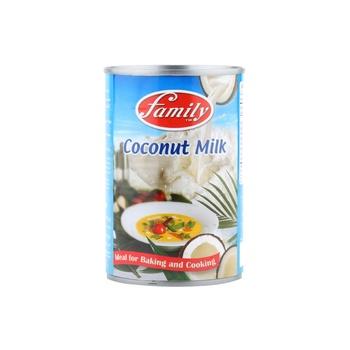Family Coconut Milk 400ml