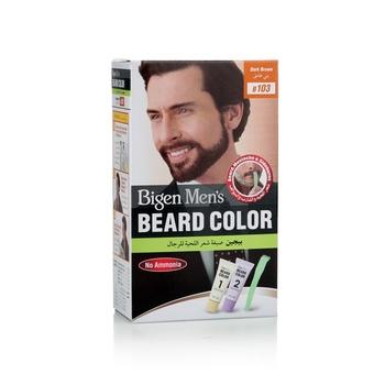 Bigen Beard Color B-103 (Dark Brown)
