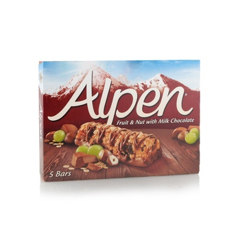 Alpen Fruit & Nut With Milk Chocolate 29g