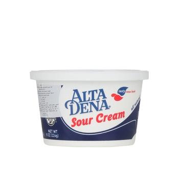 Alta Dena Sour Cream 225g
