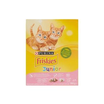 Friskies Junior Cat Chicken Milk & Veg 300g