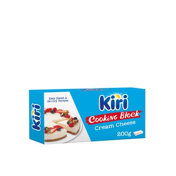 Kiri Cream Cheese Cooking Block 200g