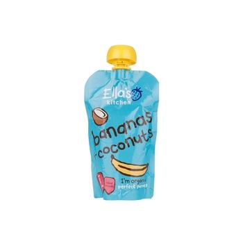 Ellas Organic Bananas & Coconut 120g