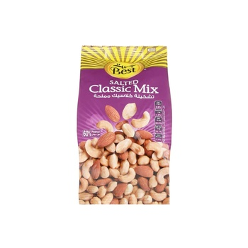 Best Salted Mixed Nuts 150g