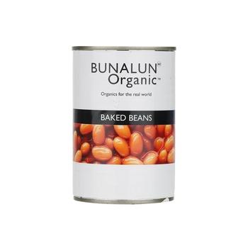 Bunalun Organic Baked Beans 400g
