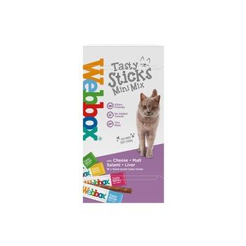 Webbox Cat Treat Mini Mix Sticks 30g (16Pcs)