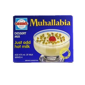 Green's Muhallabia Dessert Mix 85g