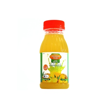 Goodness Foods Freshly Squeezed Pineapple Juice 200ml