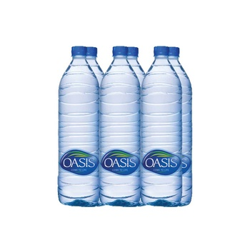 Oasis Mineral Water 6 x 1.5ltr