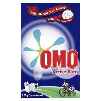 Omo Active Detergent Automatic 1.5kg