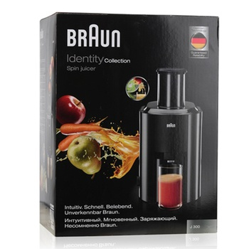 Braun Juicer CJ3000