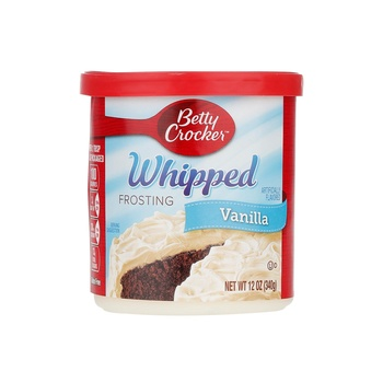 B/C Frosting Whipped Vanilla 12 oz
