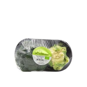 Baby Broccoli / Cauliflower Organic