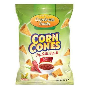 Goods Foods Corn Cones Chilli 90g