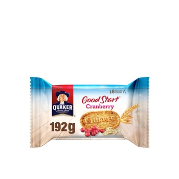 Quaker Good Start Cranberry 192g