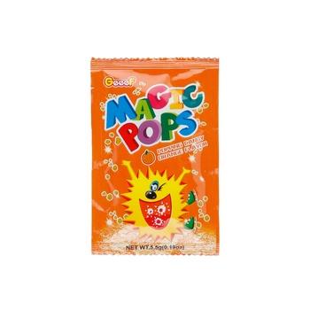 Magic Pop Popping Candy Orange  5.5g